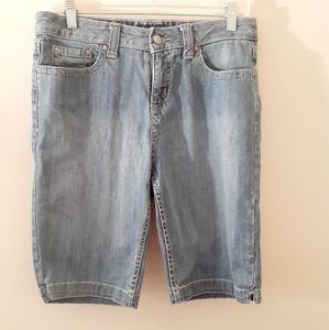 Sonoma Petite Jeans Shorts